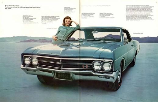 Buick 1966 Gran Sport br