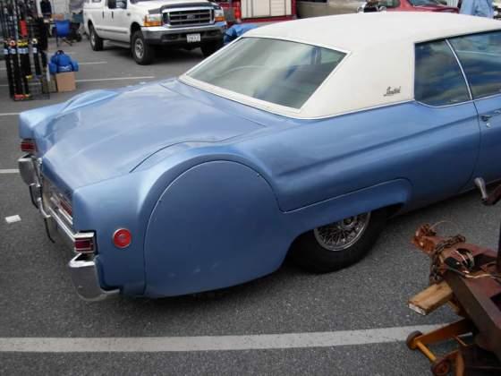 Buick 6 wheel fender