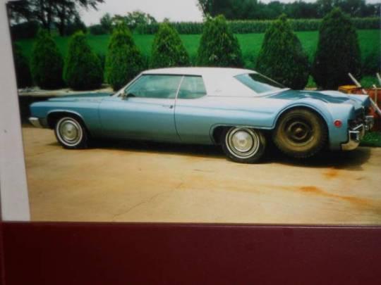 Buick 6 wheel