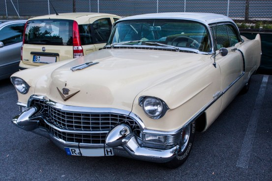 Cadillac 1955 coupe