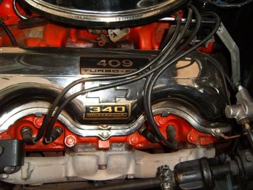 Chevrolet 1964 409 340 s