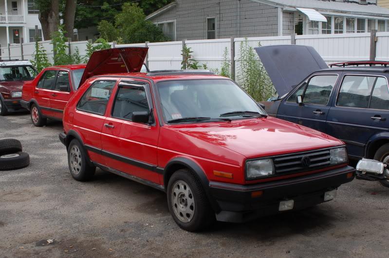 COAL: 1988 VW GTI 16v – Must  Stop  Browsing  Craigslist