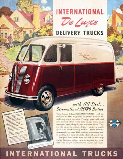 1f14000264 Auction Classic  1959 International Harvester Metro – Breadbox Bread ...