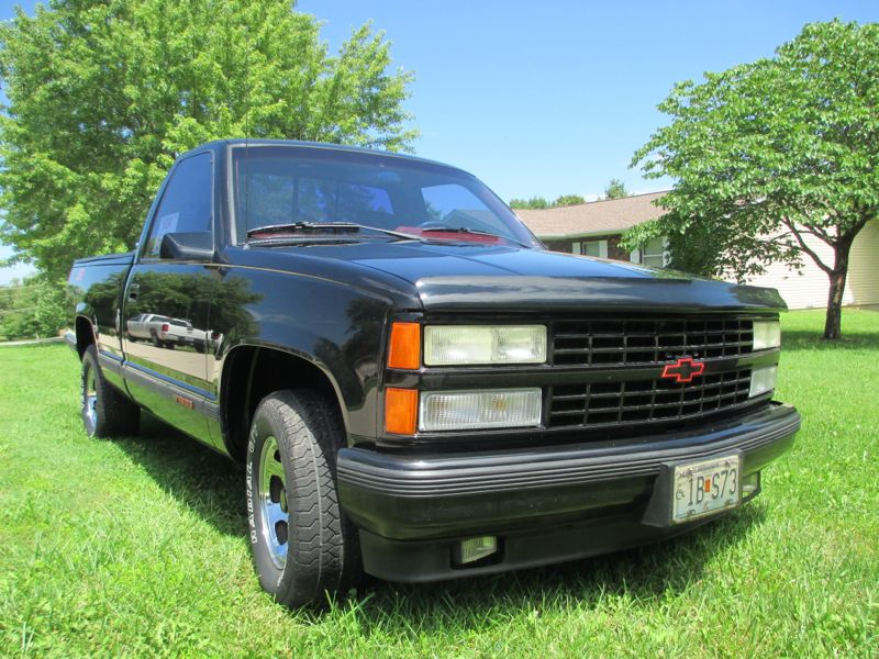 Roadside Classic: 1990 Chevrolet 454 SS – Overkill Is a Relative Term