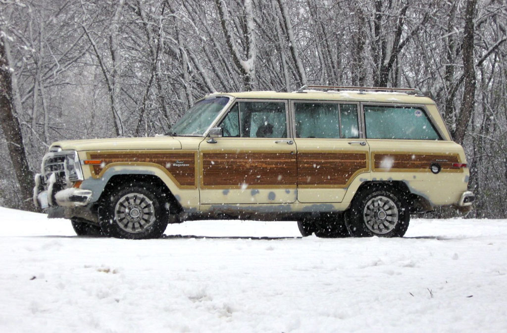 Coal 1986 Jeep Grand Wagoneer Last Of The Independents