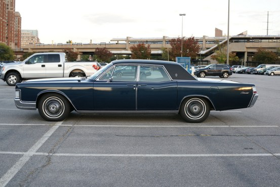 Lincoln 1969 s