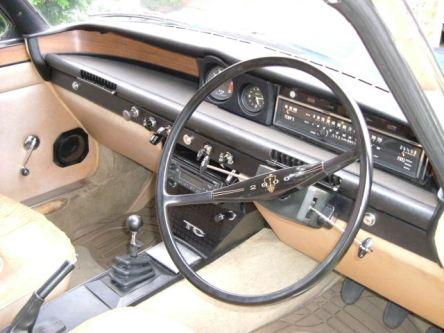 P6 interior