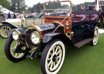 Packard 1913 Big Six runabout-1