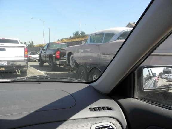 Raymond Final Trip August 2012 Cadillac on a trailer_05