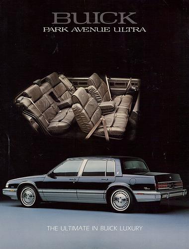 buick park av. Black Bedroom Furniture Sets. Home Design Ideas