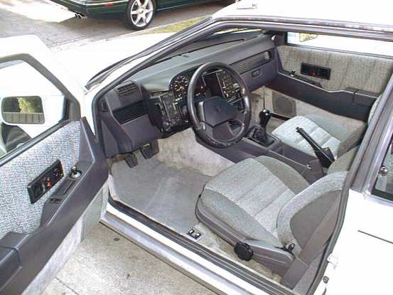 isuzu interior 1988