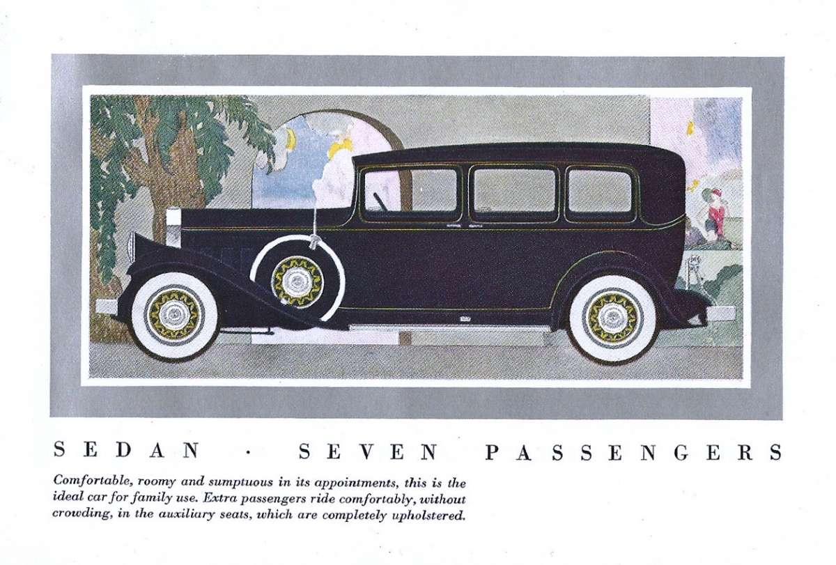 Car Show Classic PierceArrow Model Sedan Classic With A - Ideal classic cars car show