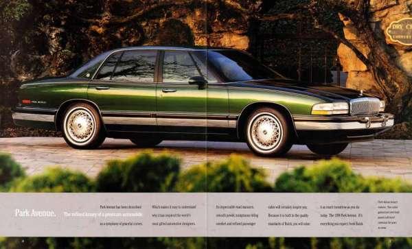 1994 Buick Full Line Prestige-16-17