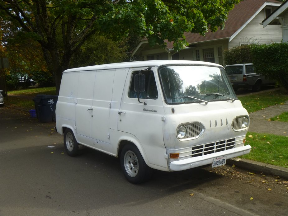 Curbside Classic: 1961-1967 Ford Econoline – The Leader Of The Pack