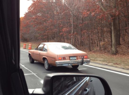 Chevrolet Nova flesh r