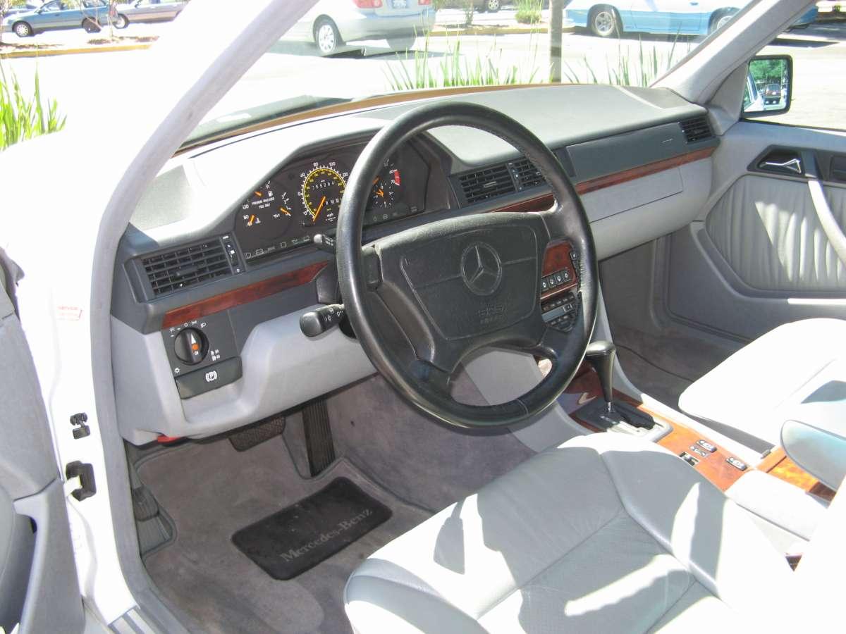COAL 1992 MercedesBenz 400E The Sleeper
