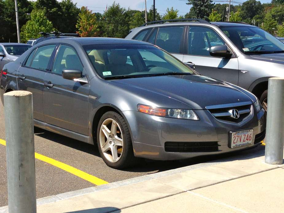 Future Classic Acura TL One Of The Best Japanese Designs Ever - Are acura tl good cars