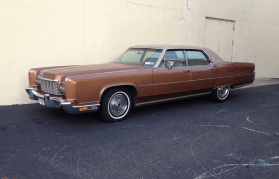 Lincoln 1973 TC sf