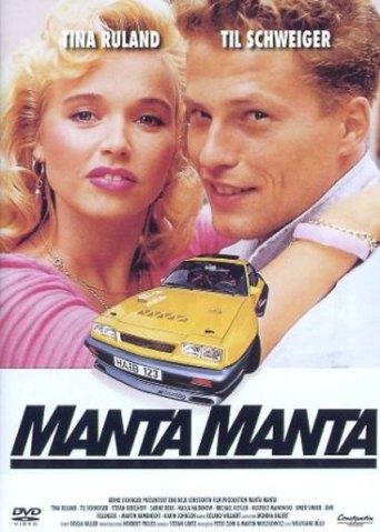 DVD - Manta Manta