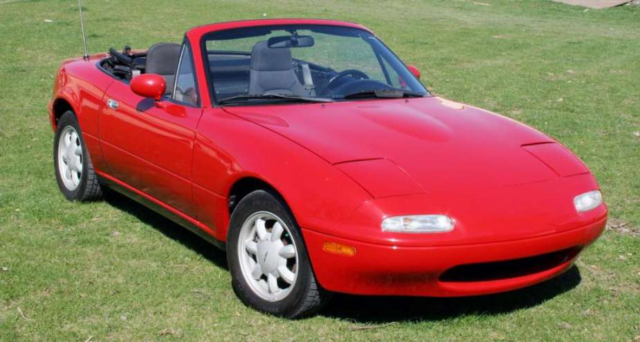 coal: 1992 mazda miata – why did i not have one of these yet?