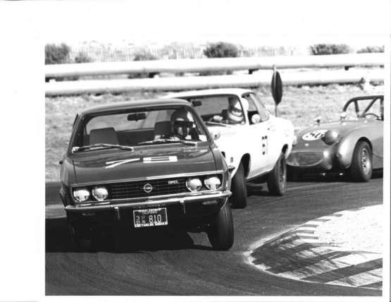 Opel Manta  79 Fred Tervet