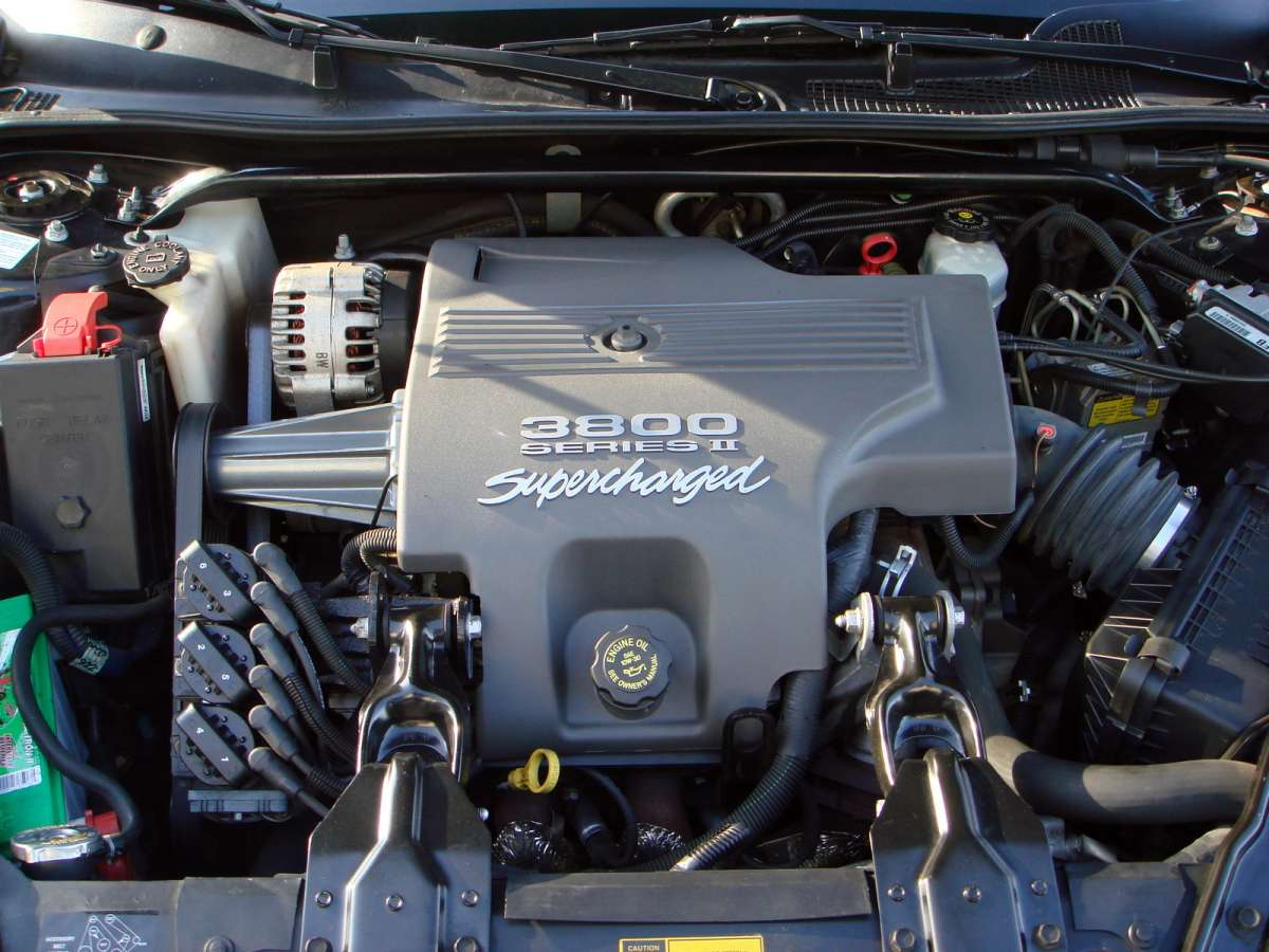 At least this modern version was not totally neutered for marketing purposes the engine is based on buick s successful
