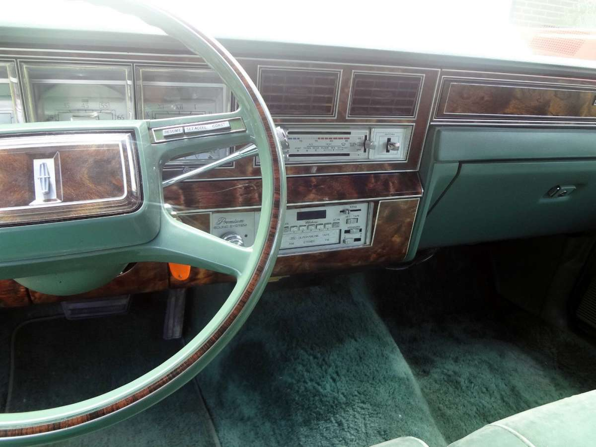 Panther Finale 1981 Town Coupe In Pine Opalescent The Ebay Cc Effect