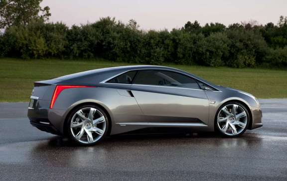 cadillac 2014 ELR