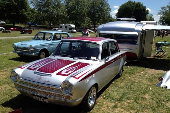 12. 1966 Mk I Ford Cortina