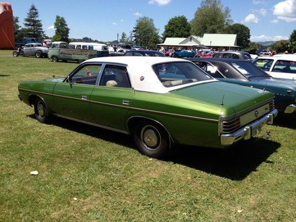 12. 1978 Chrysler Valiant SE
