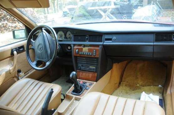 190E Interior MBtex