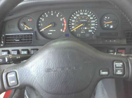 1990 Toyota MKIII Supra Turbo0022