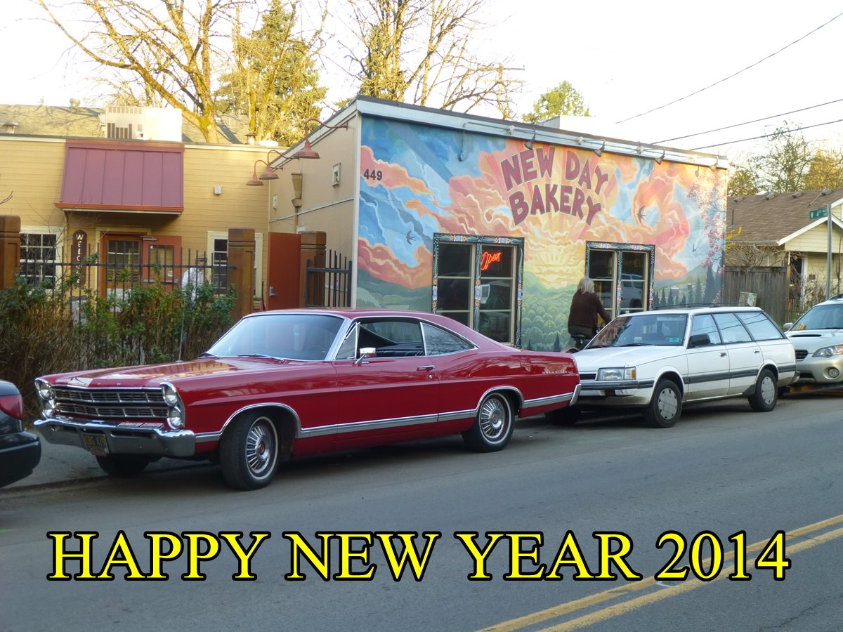 Happy 2014 And 2013 Was Another Very Good One At Curbside Classic