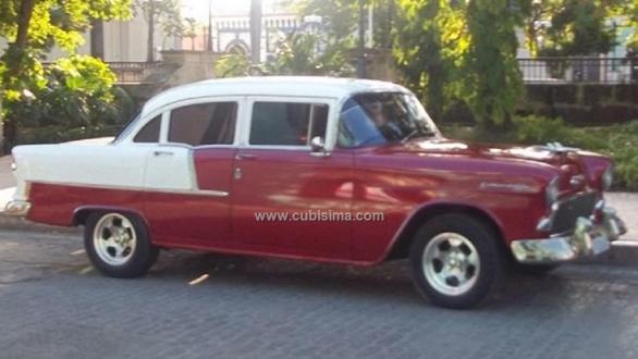 Cubisima chevy 55