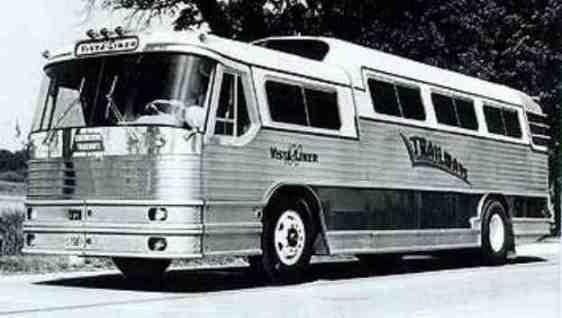 Flxible Vistaliner 1955