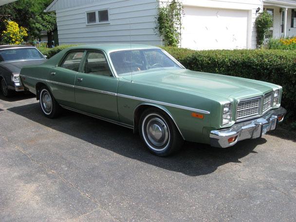 COAL: 1977 Dodge Monaco – Royal? Not By A Long Shot