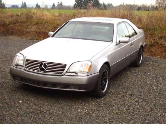 Mercedes 1996 S600 fr