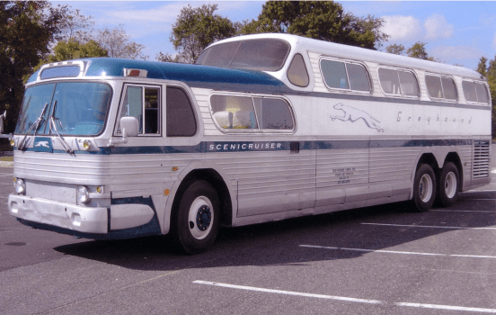 Scenicruiser restored fq