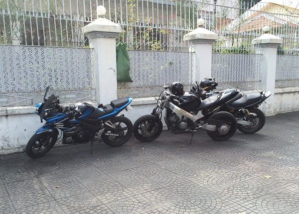 15 Honda sport bikes