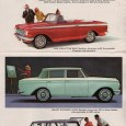 (Originally published 1/14/2014)This is it. The pinnacle of American Motors Corporation. Between 1958 and 1963, the Rambler automobile, in its frugal American, mid-price Classic and deluxe Ambassador lineup, hit a […]