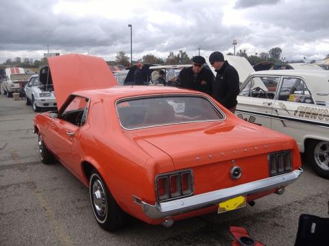 1970 Mustang2