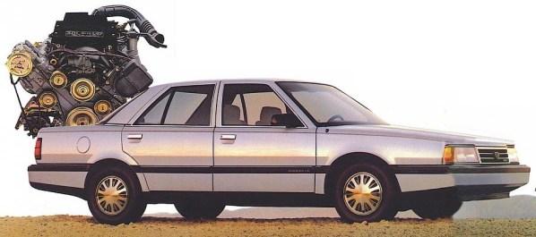 1989 Eagle Premier V6