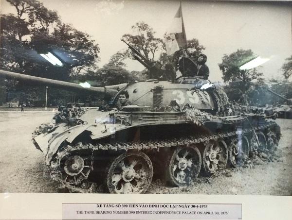 600 Tank Photo