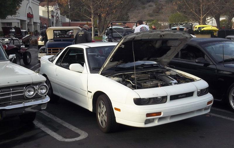 Car Show Classic 1991 Isuzu Impulse RS Diesel No Dude Turbo