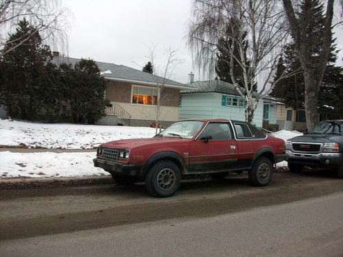 AMC Eagle 2 door dave saunders