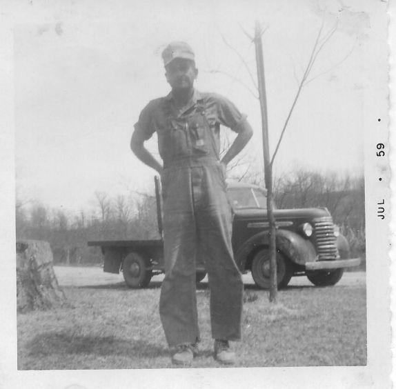 Dad July 1959