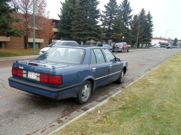 Eagle Premier rear