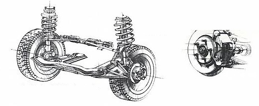Eagle Premier suspension