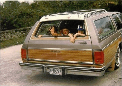 Kids Station wagon