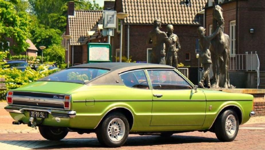 Taunus Tc Coupe